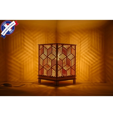Lampe Cubixe