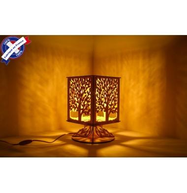 Lampe arbre de vie sur oied
